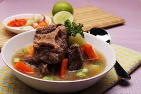 Sup Buntut Recipe