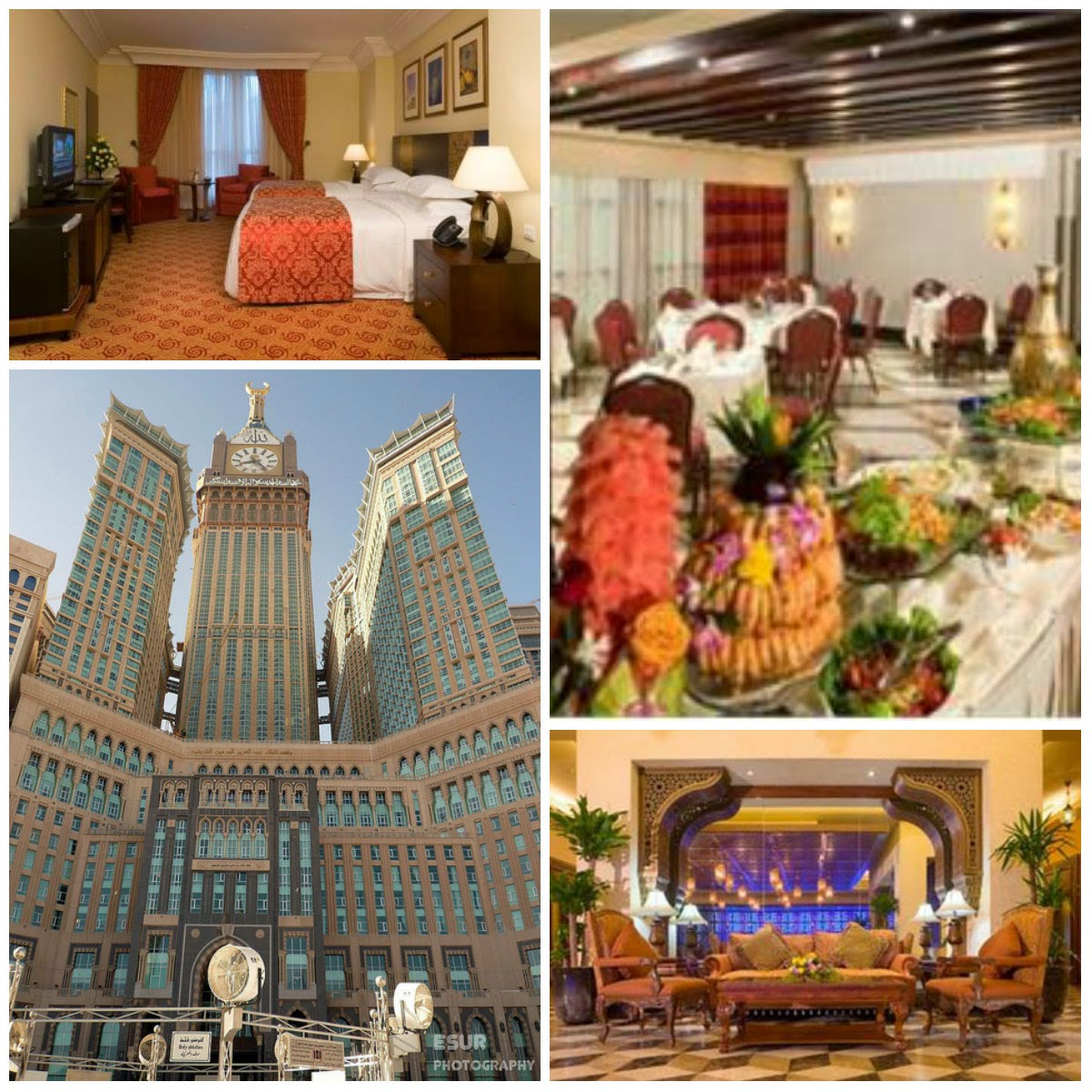 Al Mukhtara International Hotel Mabruro Tour Travel Delta Sari Hotel Grand Zam Zam Di Makkah