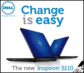 New Inspiron N5110