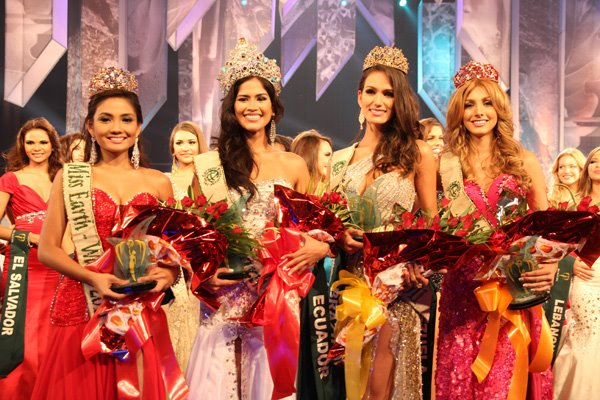 Best Miss Earth Beauty Pageants