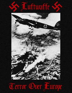 Luftwaffe - Terror Over Europe [Demo] (2010)