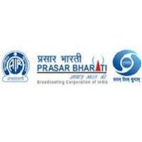 Prasar Bharati- Programme executive/ Transmission executive
