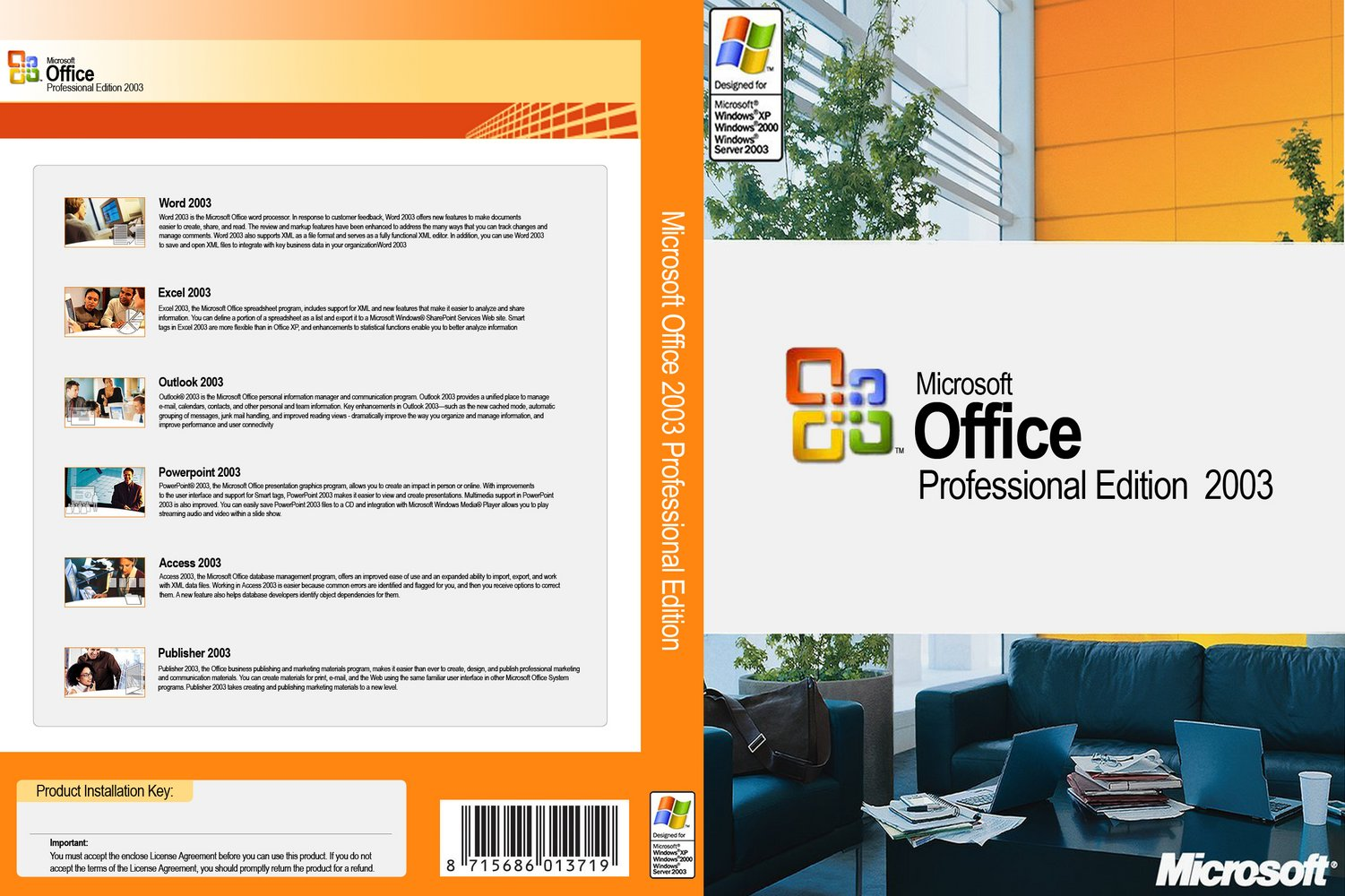 microsoft office professional edition 2003 descargar gratis