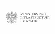 Logo Ministerstwa Infrastruktury i Rozwoju