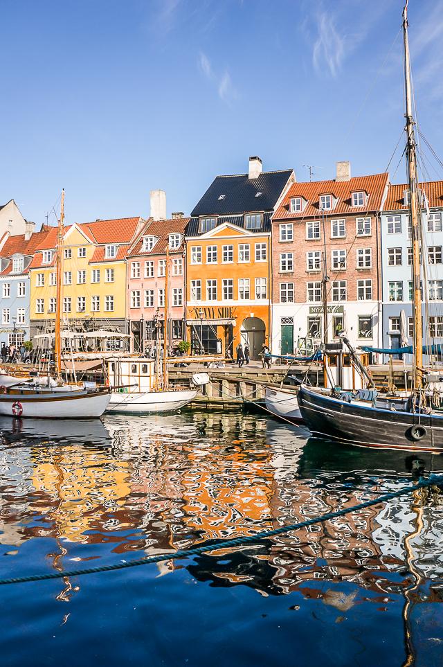 Amalie loves Denmark - Mein Kopenhagen: Nyhavn, Januar 2014