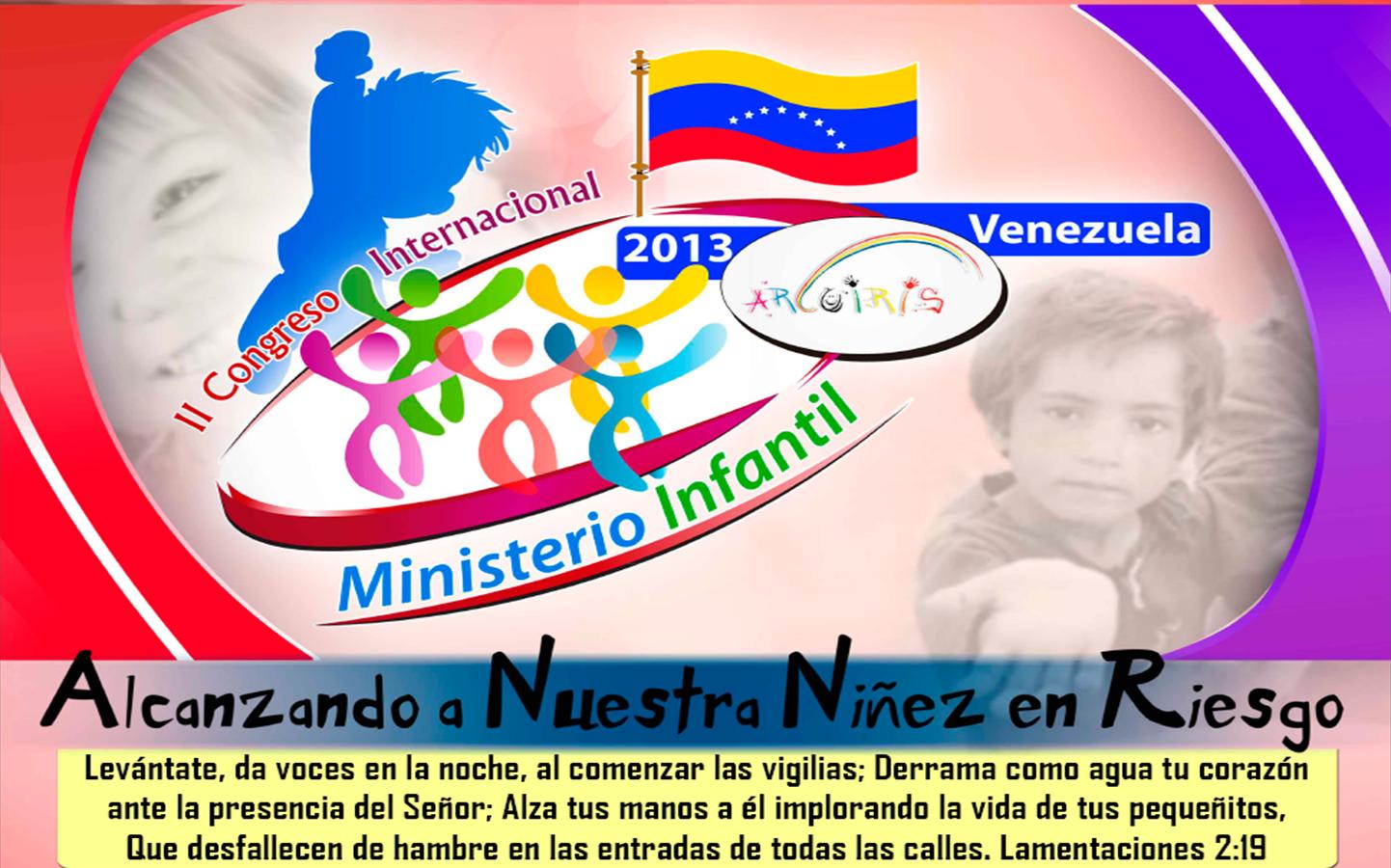 Ministerio internacional conelin de venezuela ii congreso for Ministerio de inter