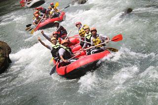 Arung Jeram Jogja Rafting di Yogyakarta