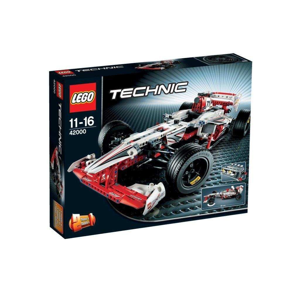 lego technic gran prix racer 42000 my lego style. Black Bedroom Furniture Sets. Home Design Ideas