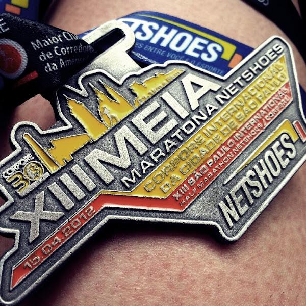 Meia Maratona da Corpore - 2012