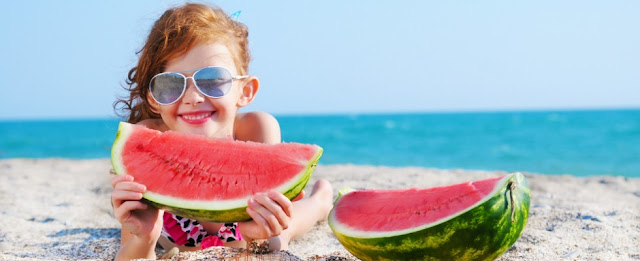 alimentazione sana, favorire l'abbronzatura, vitamina A, betacarotene