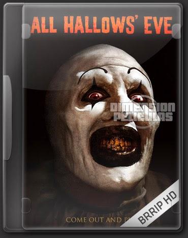 All Hallows' Eve (BRRip HD Inglés Subtitulada) (2013)
