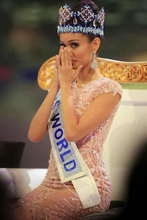Miss Philippines Megan Young crowned Miss World 2013