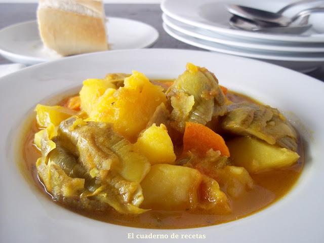 Sabrosos platos de cuchara con fundamento cocina for Cuchara para consome