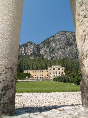 Villa sul lago di Garda