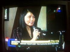 Feature in JTV - Surabaya