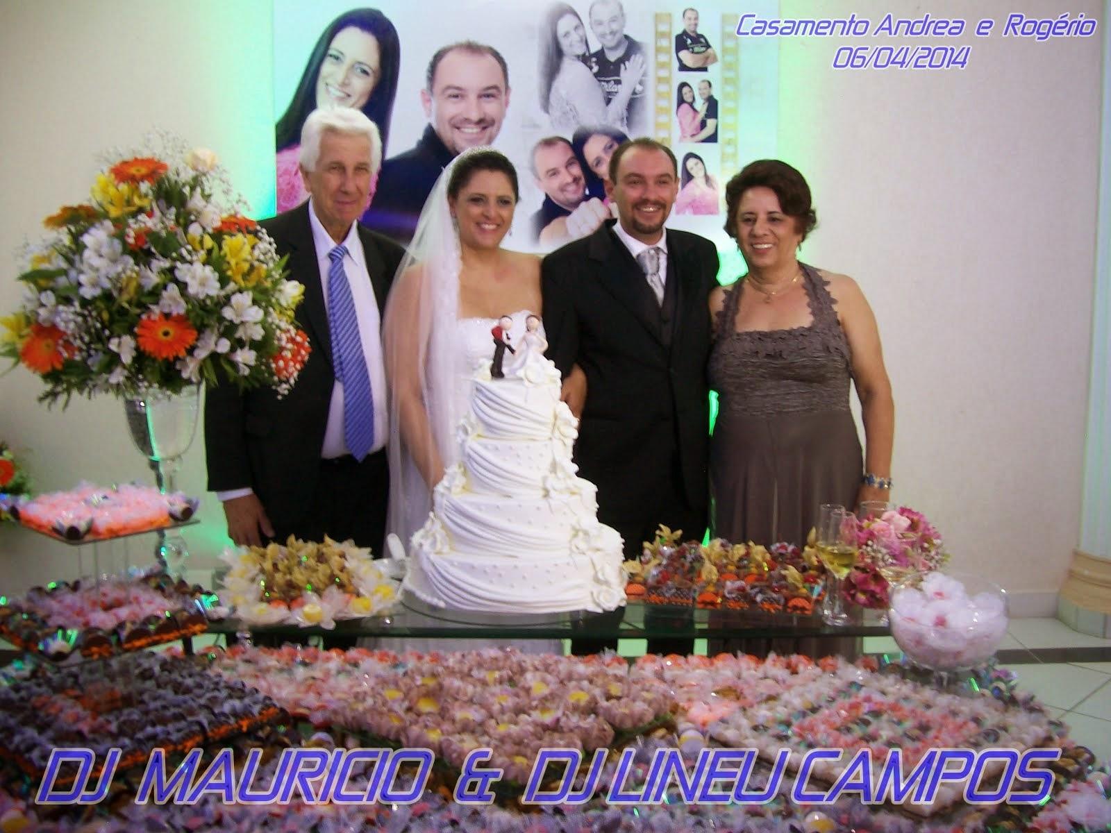 Casamento Andrea e Rogério