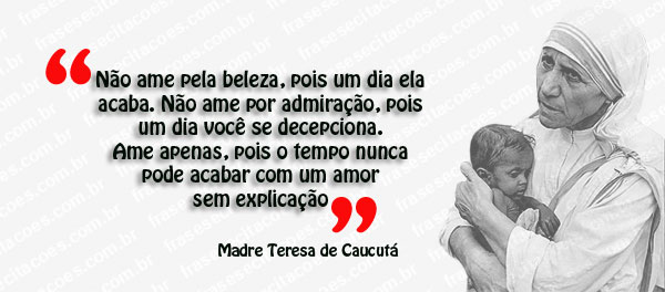 Nancy Alvarez Gran Frase De Nuestra Madre Teresa Facebook