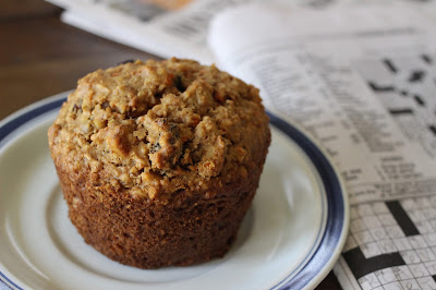 giant morning glory muffins