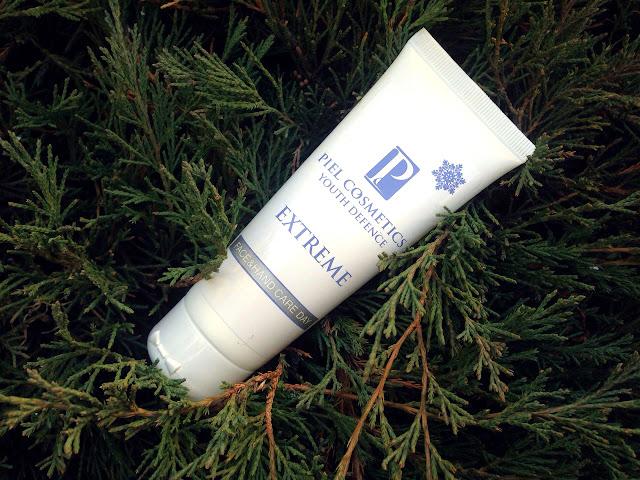 Защитный крем для лица и рук против холода от Piel Cosmetics. Отзыв
