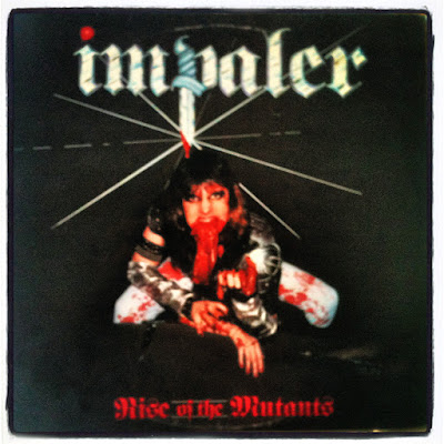 Impaler - Rise Of The Mutants
