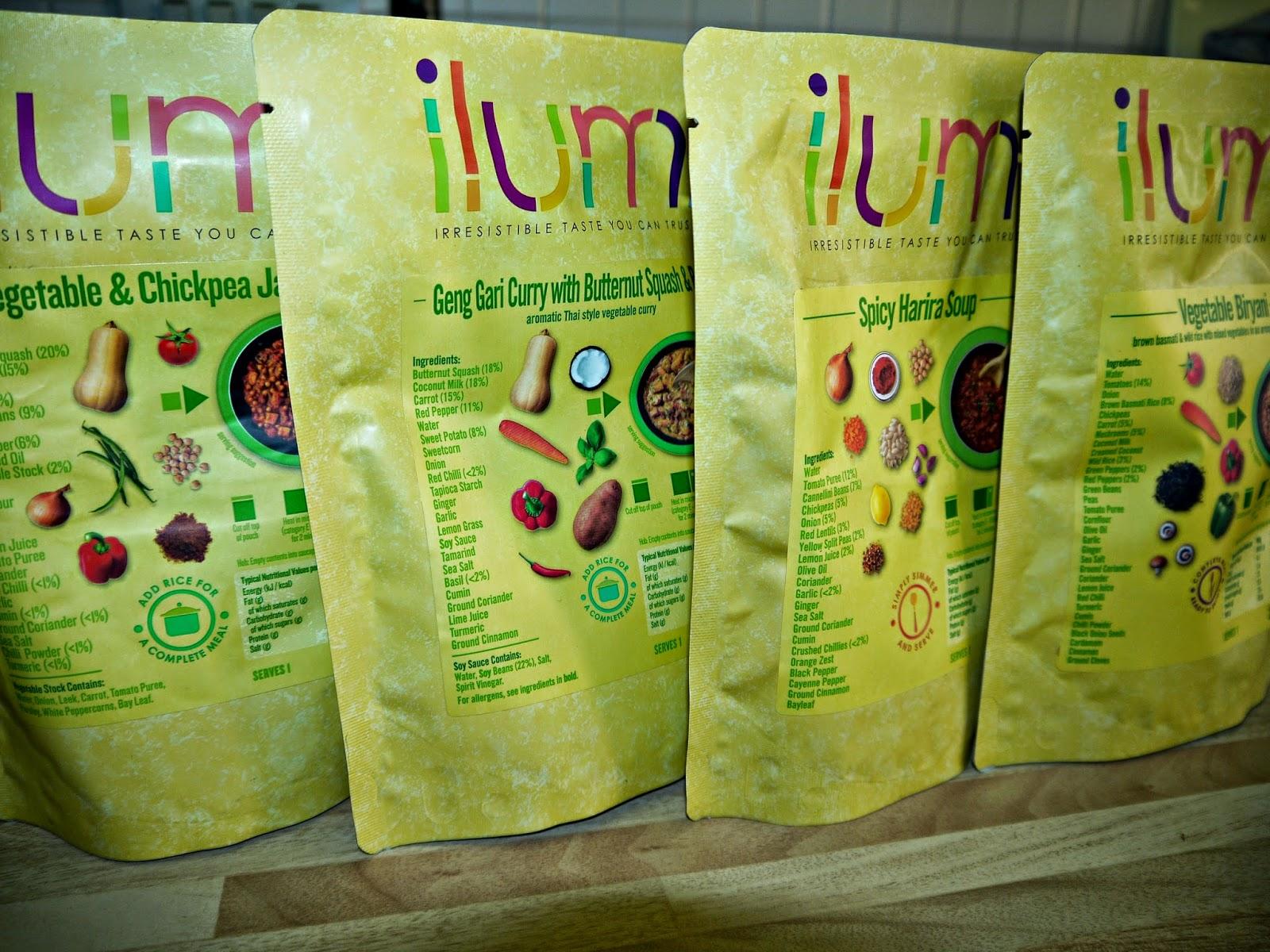 gluten free, vegan, ilumi
