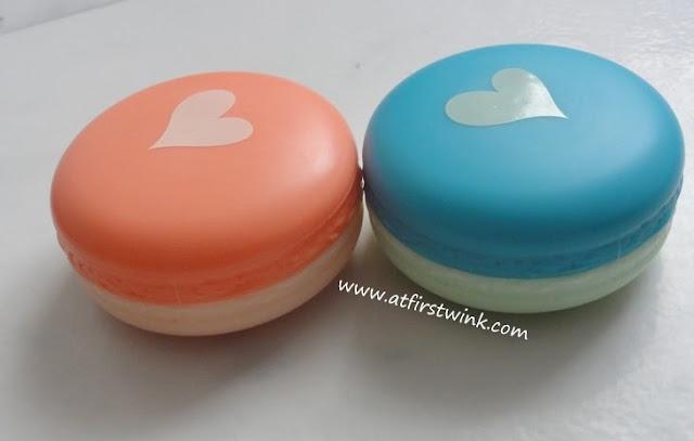 It's skin macaron solid perfume
