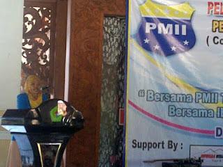 Ketua PMII STAIN: Perempuan Tidak Harus di Belakang Laki-Laki