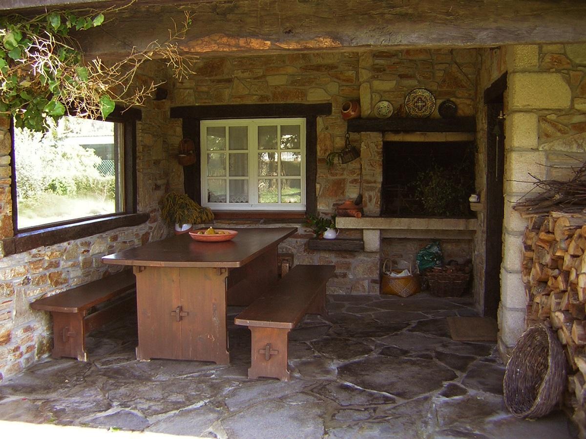 Construcciones r sticas gallegas casa n 14 - Casas rusticas gallegas ...