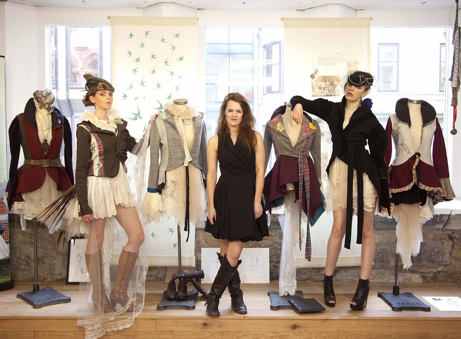 fashion designers school
