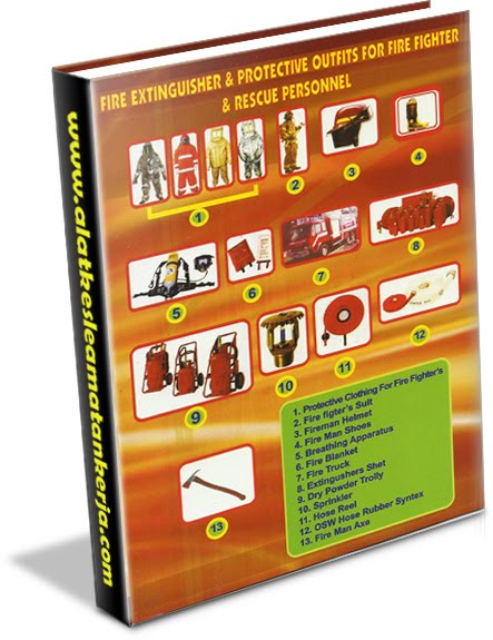 FIRE EXTINGUISHER, PROTECTIVE OUTFITS FOR FIRE FIGHTER & RESCUE PERSONAL