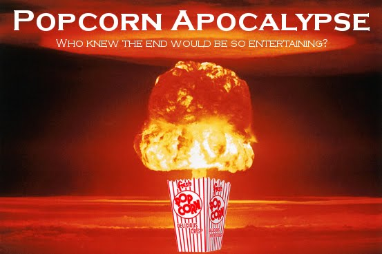 Popcorn Apocalypse, a comedy blog by New York City actor & writer Colin Fisher