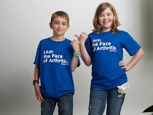 Faces of Arthritis