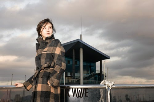 Cha Ye Ryun - K Wave Magazine December Issue 2013