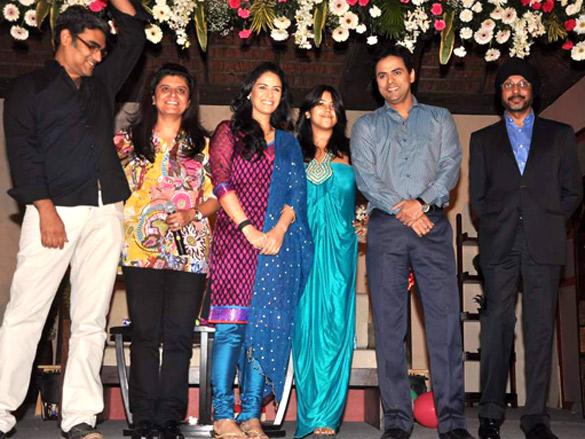 , Mona Singh, Ekta Kapoor Launches 'kya Hua Tera Vada'