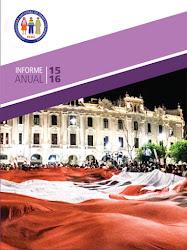 Informe anual (2015 - 2016) sobre la situación de los Derechos Humanos en el Perú