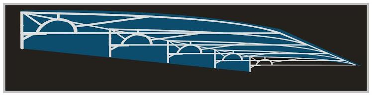 Tolodos para continuação de telhados