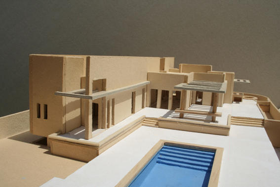 Great Architectural House Models By Yvette Betancourt