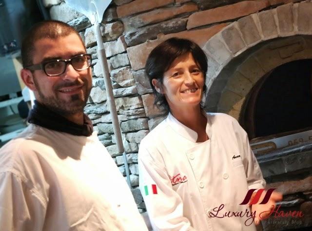 etna italian chef anna borrasi bread master stefano