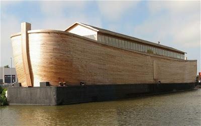 Arca de Noe en Holanda