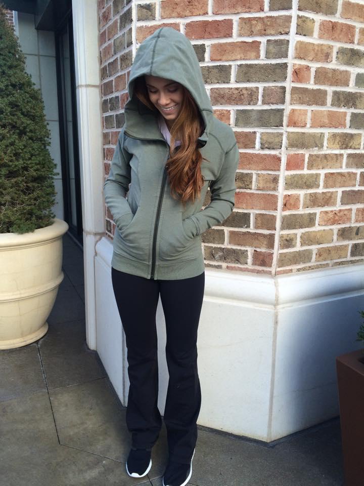 lululemon-on-the-daily hoodie