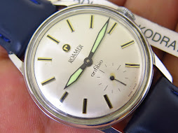 ROAMER ANFIBIO SUB SECON - MANUAL WINDING