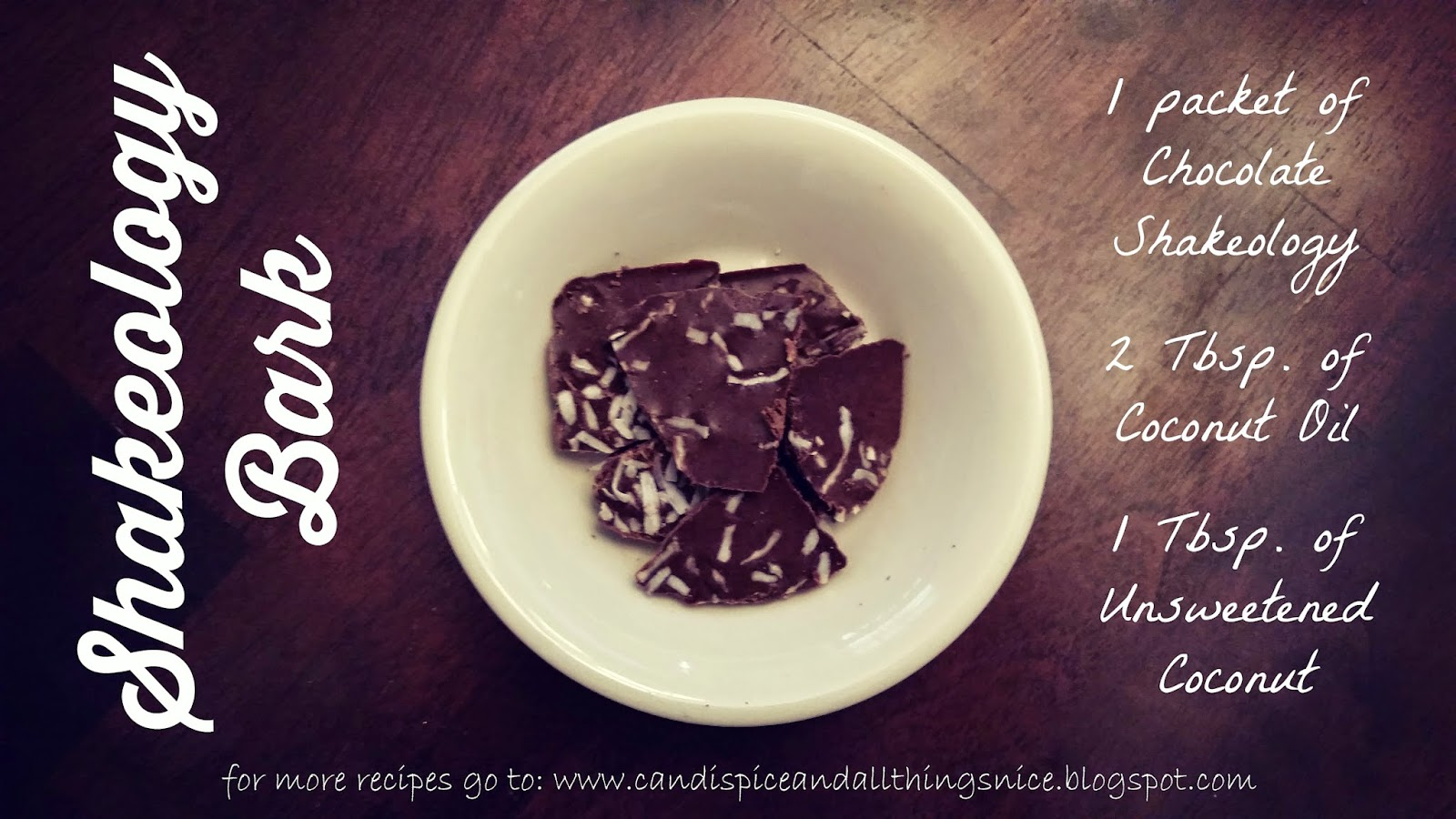 Candi, Spice, And All Things Nice: Clean Eating: Chocolate ...