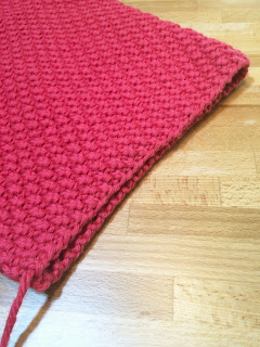 finishing, knitting, purse, sew, yarn, pink, design