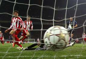 Inter Milan Vs Bayern Munchen 0-1