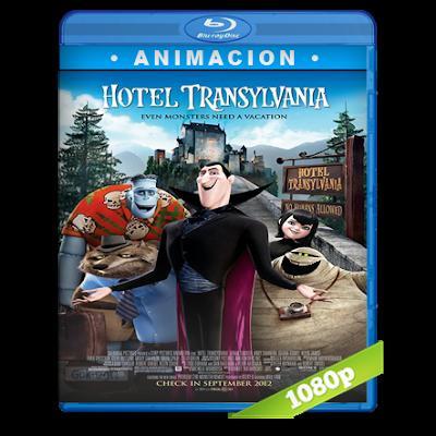 Hotel Transylvania (2012) BRRip Full 1080p Audio Trial Latino-Castellano-Ingles 5.1