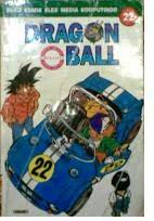 Komik Dragon Ball Bekas Lengkap Murah