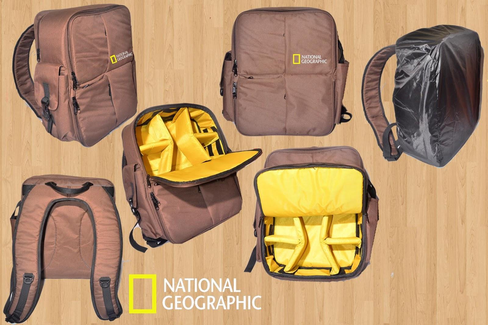 Tas Kamera National Geographic Murah Kode CC