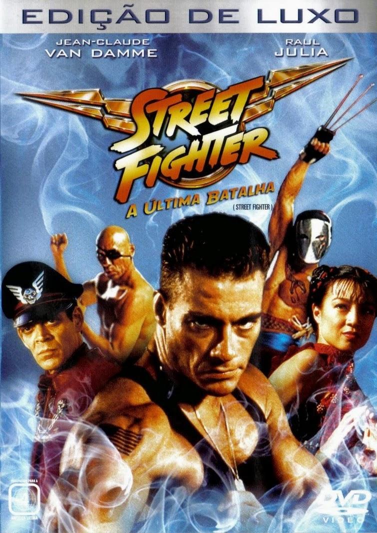 Street Fighter: A Última Batalha – Dublado (1994)