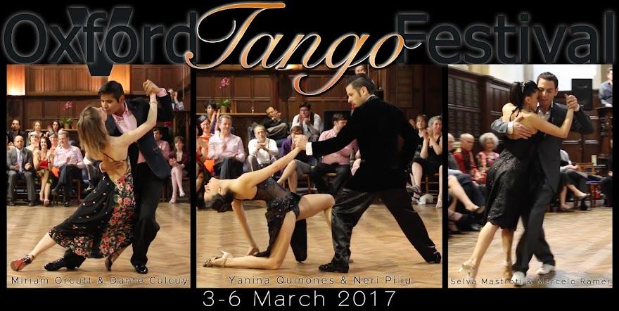 Oxford Tango Festival