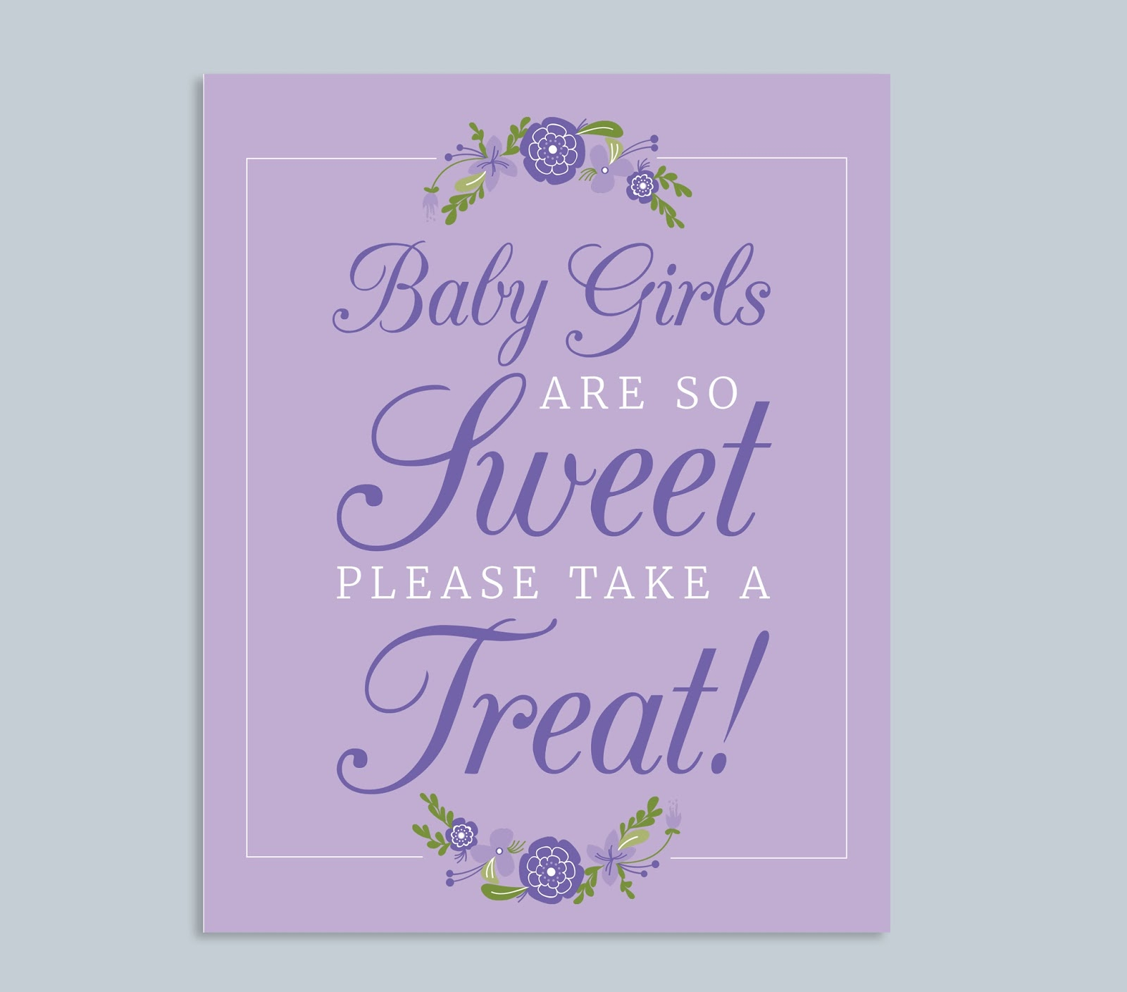 weddings by susan printable baby shower signs games and favor tags